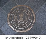 City of San Jose California Seal - stock photo
