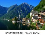 Hallstatt [best at web use] - stock photo