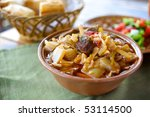 Uzbek Food - stock photo
