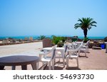 the mediterranean sea - stock photo