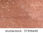Sandstone surface - stock photo