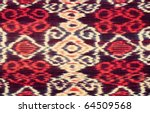 Lombok silk - stock photo