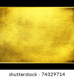 Luxury golden texture.Hi res background. - stock photo