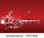 Vector Design Element For Valentine - stock vector