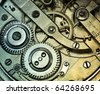 macro mechanism - stock photo