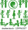stock vector icons people green and your happiest pregnancy 15996337 get free xxx katrina amateur video